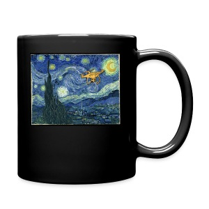 Starry Night Drone - Full Color Mug