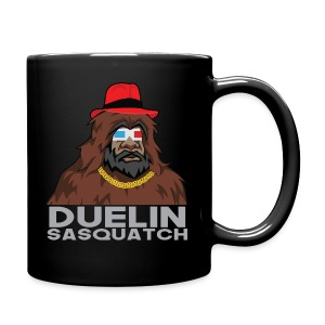 Duelin Sasquatch - Full Color Mug