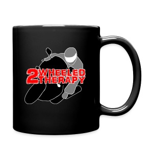 2 Wheeled Thereapy - Full Color Mug