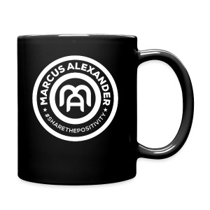 Marcus Alexander Official Logo - Full Color Mug