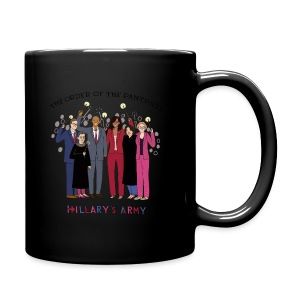The Order of the Pantsuits: Hillary's Army - Full Color Mug