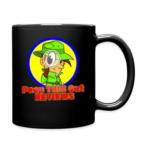 Peep THIS Out Half Logo - Full Color Mug