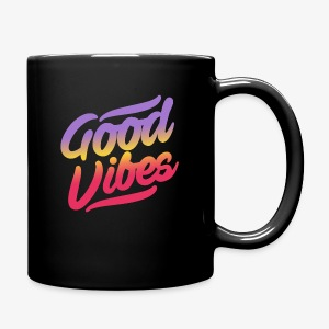 good vibes - Full Color Mug