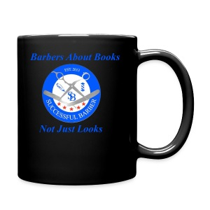 BarberShop Books - Full Color Mug