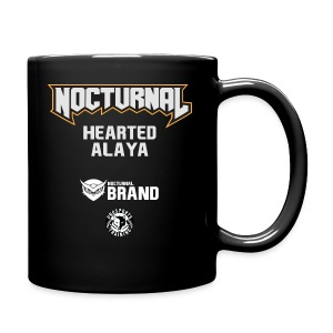 Hearted Alaya Jacket - Full Color Mug