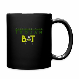 New Trojan Bat Logo - Full Color Mug