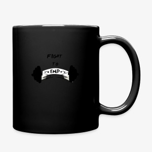 Fight To End - Full Color Mug