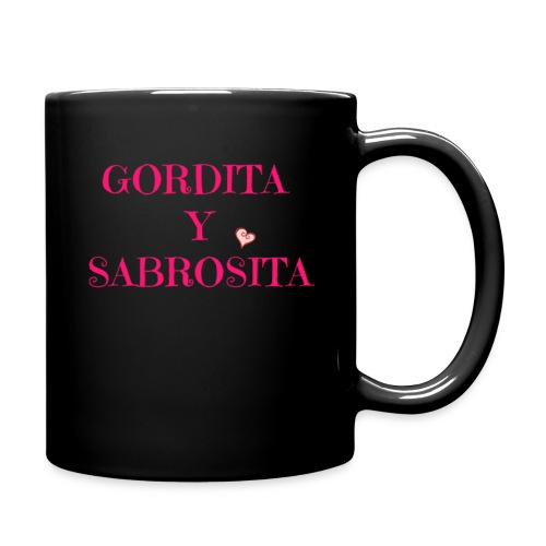 GORDITA Y SABROSITA - Full Color Mug