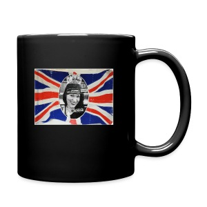 MWO Save the Queen - Full Color Mug