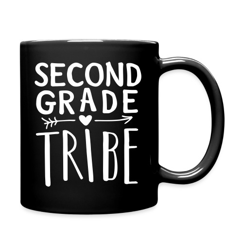 Second Grade Tribe Teacher Team T-shirts - Full Color Mug