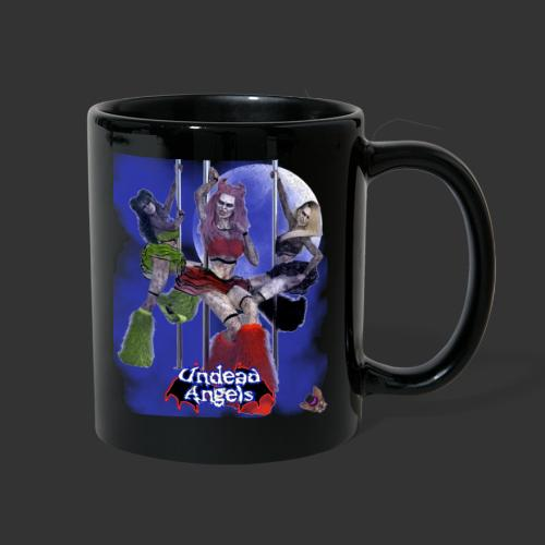 Undead Angels: Pole Dance Trio Full Moon - Full Color Mug