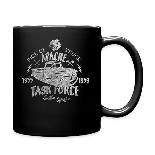 Chevy Pick Up Truck - Task Force - Full Color Mug