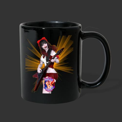 Happily Ever Undead: Crimson Snow Guitarist - Full Color Mug
