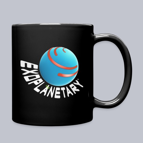 Logo for Dark Backgrounds - Full Color Mug
