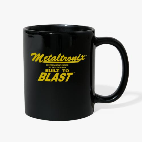 Metaltr Teeshirts Gol - Full Color Mug