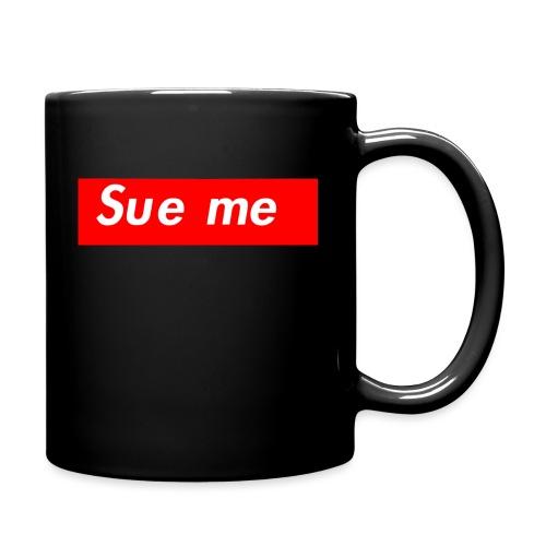 sue me (supreme parody) - Full Color Mug