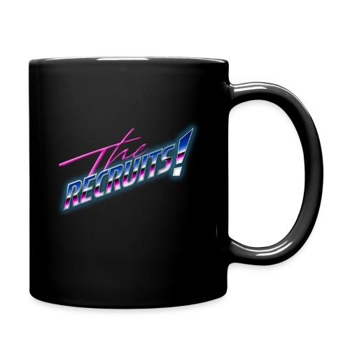 recruits logo en - Full Color Mug