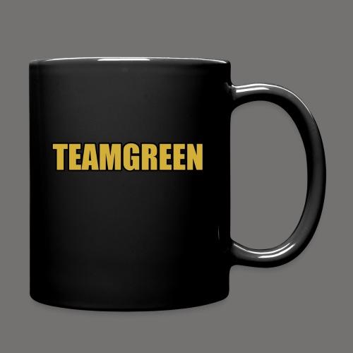TeamGreen Gold png - Full Color Mug