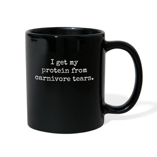 Carnivore Tears - Full Color Mug