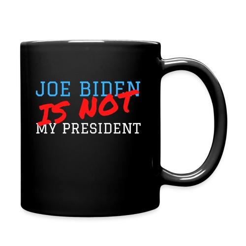 Joe Biden Is Not My President - Full Color Mug
