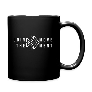 Join The Movement Bass Fishing - Full Color Mug