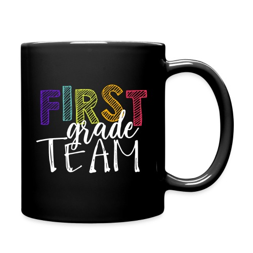 First Grade Team Grade Level Team Teacher T-Shirts - Full Color Mug