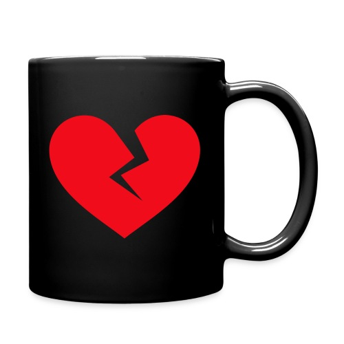 Broken Heart - Full Color Mug