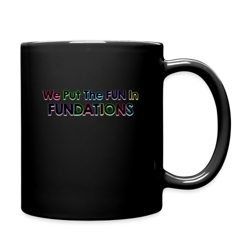 fundations png - Full Color Mug