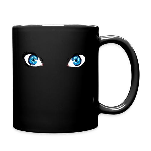 Glacier Blue Eyes - Full Color Mug