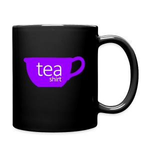 Tea Shirt Simple But Purple - Full Color Mug