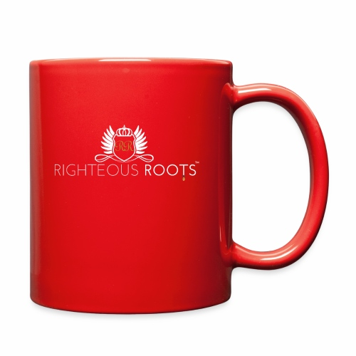Righteous Roots Merchandise - Full Color Mug