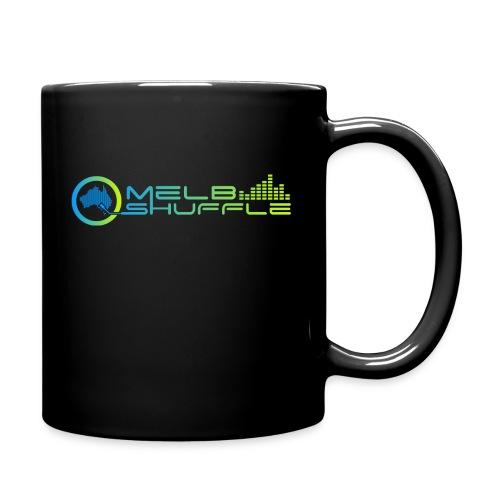 Melbshuffle Gradient Logo - Full Color Mug