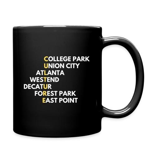 Culture Atlanta - Full Color Mug