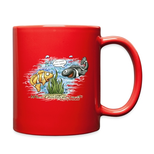 when clownfishes meet - Full Color Mug