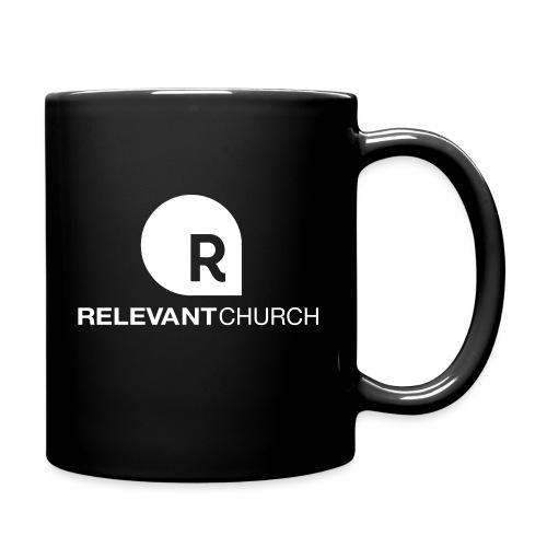 Back logo Design - Full Color Mug