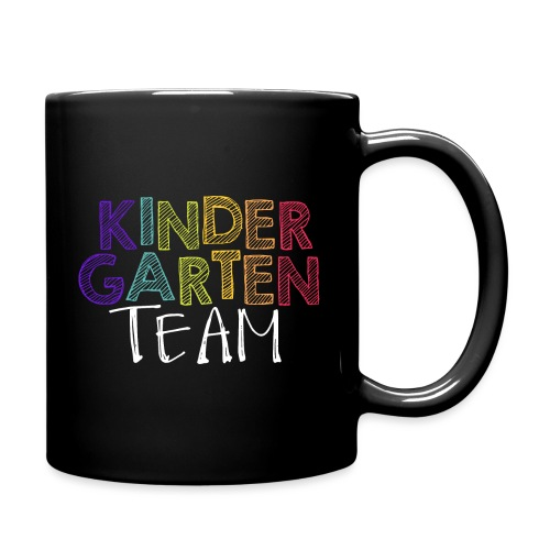 Kindergarten Team Grade Level Team Teacher T-Shirt - Full Color Mug