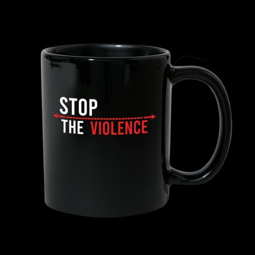 Stop The Violence! - Full Color Mug