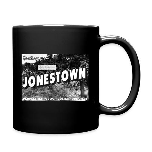 Jonestown Postcard - Full Color Mug