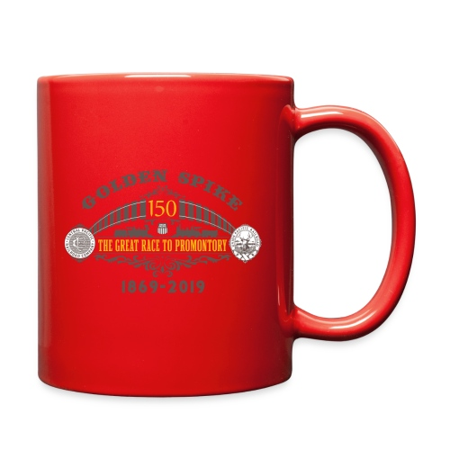 Golden Spike Version 1 - Full Color Mug