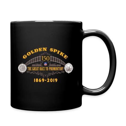 Golden Spike Color UP Logo - Full Color Mug