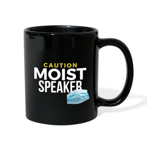 Moist Speaker - Full Color Mug