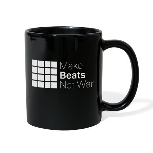 Make Beats Not War - Full Color Mug