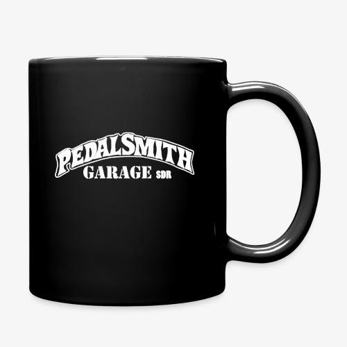 Pedal Smith Garage White - Full Color Mug