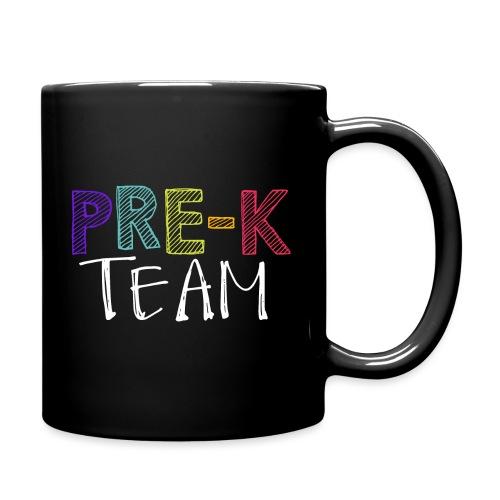 Pre-K Team Grade Level Team Teacher T-Shirts - Full Color Mug