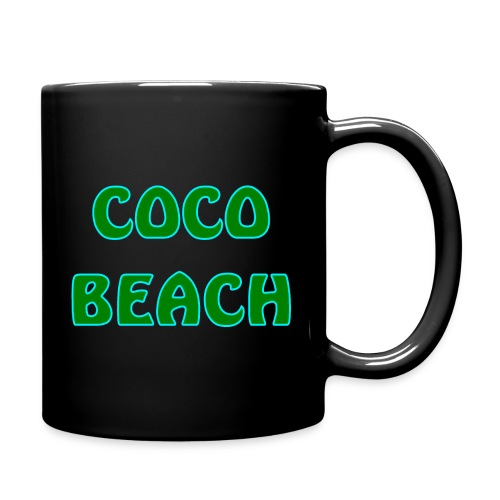 Coco beach - Full Color Mug