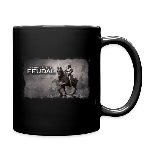 Resistance is Feudal 2 - Full Color Mug
