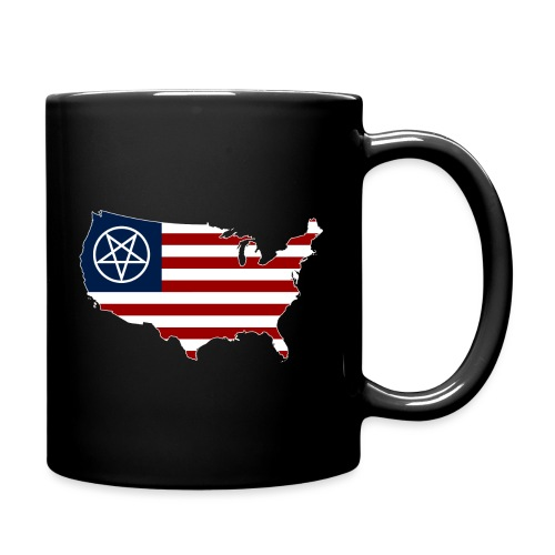 United Satanic America - Full Color Mug