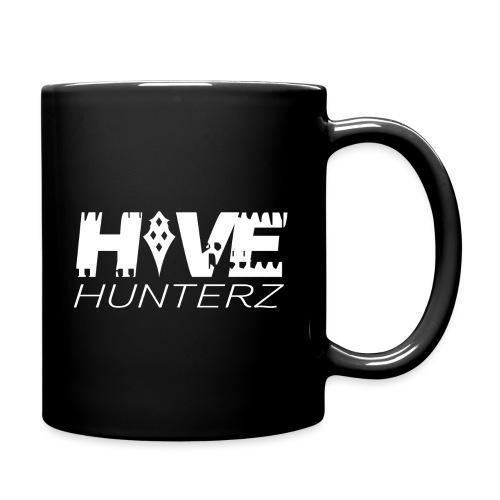 White Hive Hunterz Logo - Full Color Mug