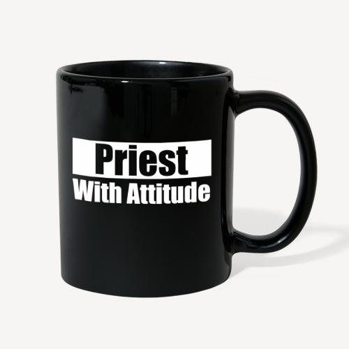 PRIEST WITH ATTITUDE - Full Color Mug