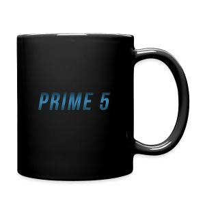 Prime 5 Text Logo - Full Color Mug